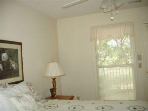 Cottage #25 Bedroom