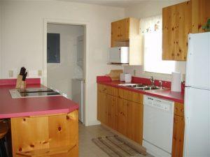 Cottage #25 Kitchen