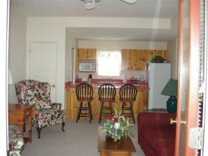 Cottage #25 Interior
